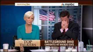 Joe Scarborough on Romney: Sweet Jesus