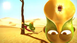Vesmírne opice - 37 - Púšť