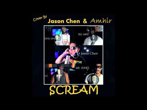 Cover Art Video - Jason Chen and Ahmir (Cover) SCREAM