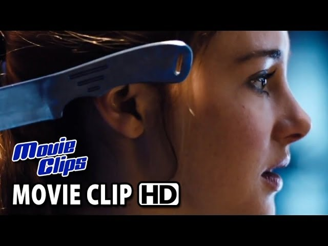 DIVERGENT Movie Clip - If I Wanted To Hurt You, I Would Have (2014) HD