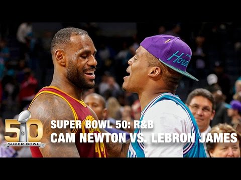 Is Cam Newton The Lebron James Of The NFL? | (Super Bowl 50) | R&B