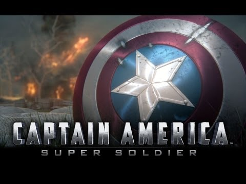 Captain America Super Soldier Full Movie All Cutscenes