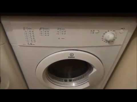 Indesit IDV75 Tumble Dryer Overview