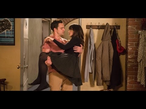 The Sexiest Nick and Jess Moments From New Girl | The Buzz