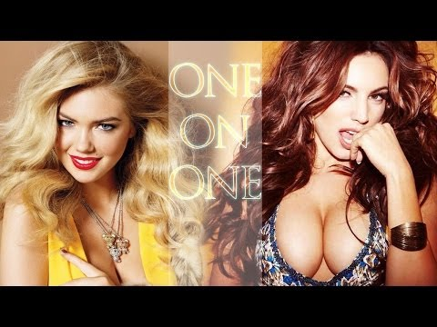 Kate Upton vs Kelly Brook The Good, The Better and The Best. Could you decide for one of them?