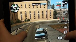 Grand Theft Auto: San Andreas App Review For IOS/Android