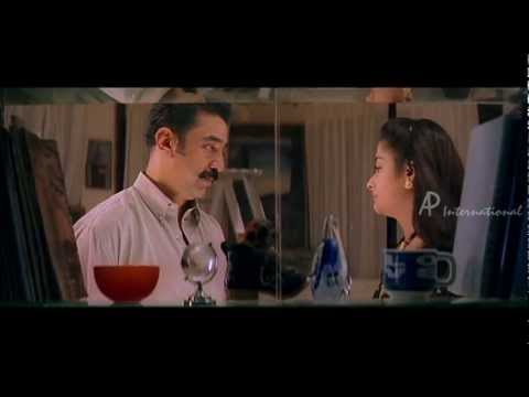 Anbe Sivam - Kiran gets impressed by Kamal