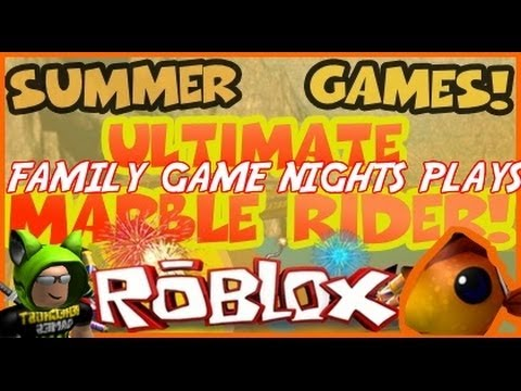 Family Game Nights Plays Roblox Summer Games Ultimate