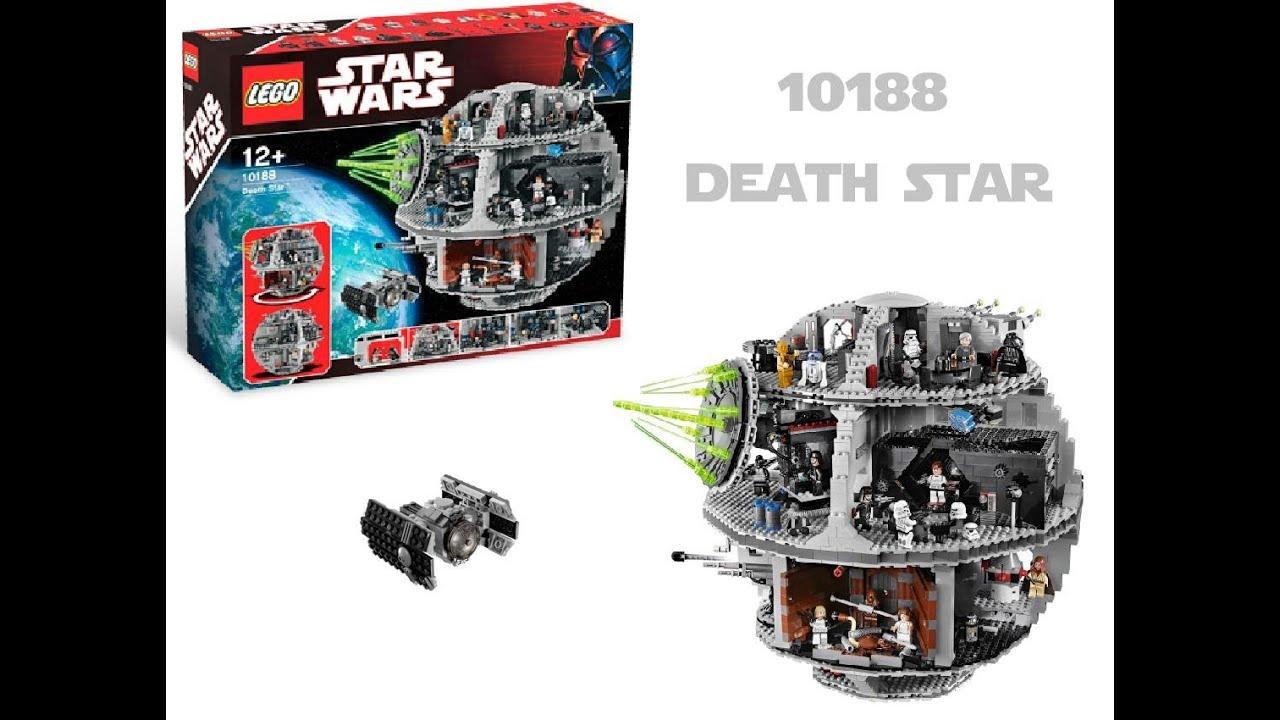 lego star wars custom death star review