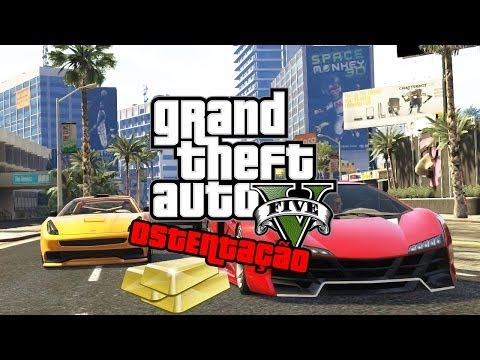 GTA V | MC GUIME - PLAQUE DE 100 (VIDEOCLIPE GAME HD) | OSTENTAÇÃO ATT 1.13