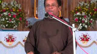 Fr. Joseph Puthenpurackal Speech