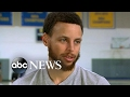 Steph Curry on his relationship with Lebron, Obama and being called soft