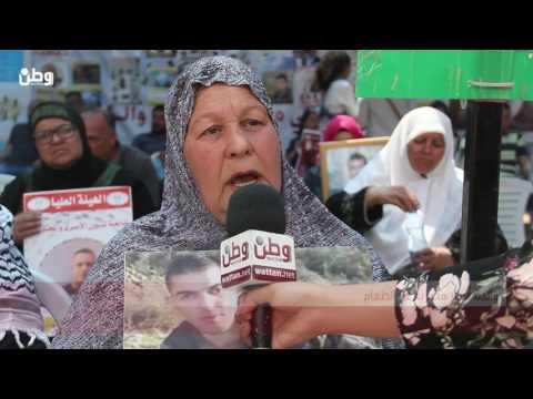بالفيديو.. مسيرات الى خيم الاعتصام تضامنا مع الاسرى