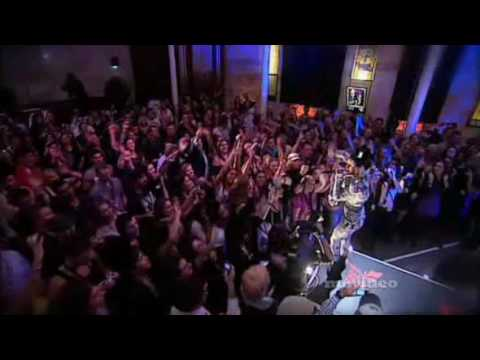 Смотреть клип Lady Gaga - Eh, Eh (Nothing Else I Can Say) (live)