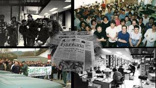 Egunkaria-k 25 urte