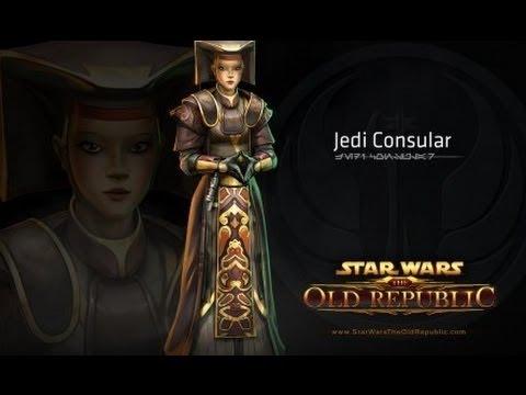 Star Wars: Old Republic - Jedi Consular Trailer
