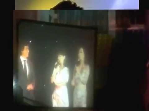 MC Kỳ Duyên phỏng vấn Ca sĩ Mạnh Quỳnh, Phi Nhung (fancam)