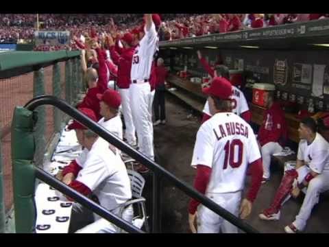 NLCS 2011 Highlights: St. Louis Cardinals vs Milwaukee Brewers