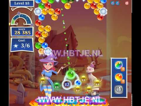 Bubble Witch Saga 2 level 93