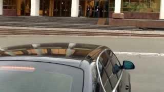 Șeful CNA încalcă legea cu mașina sa