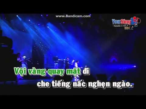 Ba Nam Nghia Tinh   Thai Trieu Luan Karoke 2