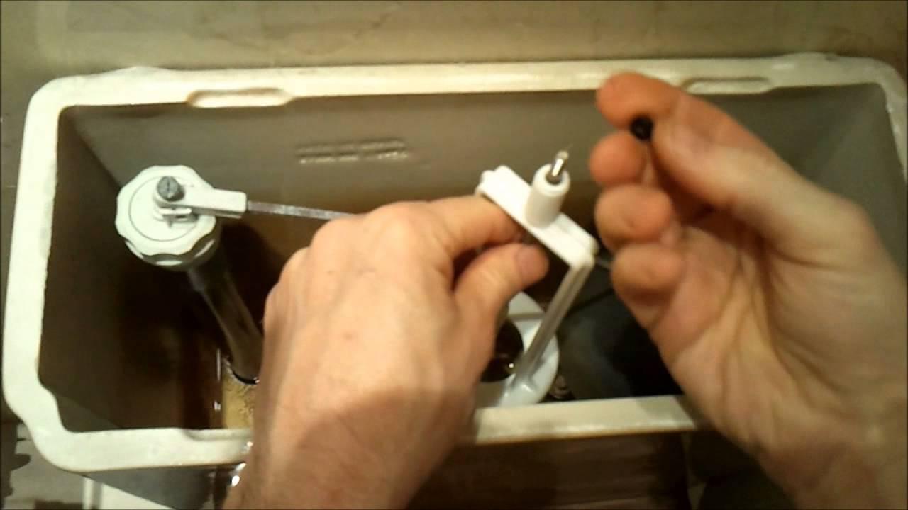 C mo arreglar descargador de una cisterna modelo dama de for Cambiar mecanismo cisterna