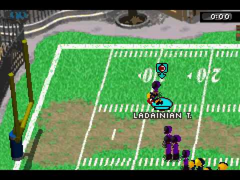 play backyard sports football 2007 for game boy advance online http