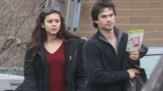 Nina Dobrev and Ian Somerhalder Break-Up - DETAILS!