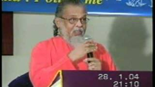 Message By Sadhu Chellappa (Hindu Vedas/ Bible)ENG-01