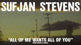 "Sufjan Stevens, ""All Of Me Wants All Of You"" (Official Audio)"