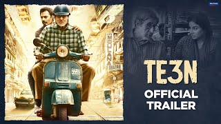 te3n movie trailer, te3n trailer, Amitabh Bachchan, Nawazuddin Siddiqui, Vidya Balan