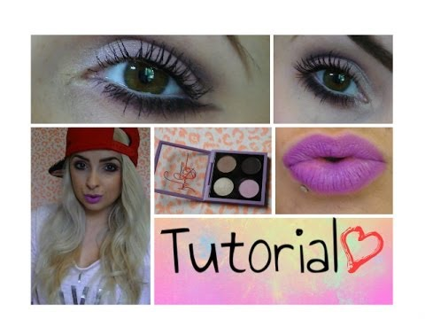 MAC Kelly Osbourne Collection Tutorial