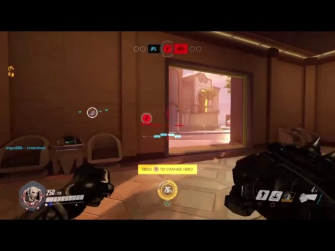 Garbage gameplay overwatch edition
