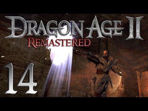14. The First Sacrifice And Magristrate's Orders - Let's Play Dragon Age 2 REMASTERED