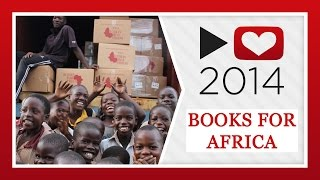 Project For Awesome P4A 2014 - Books For Africa