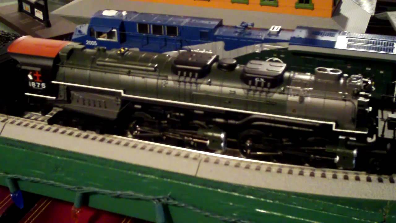 Mth trains in florida