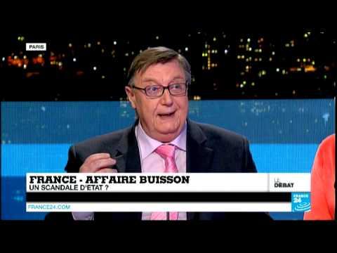 France - affaire Buisson : quel impact sur les éléctions municipales ? (Partie 1) - #DébatF24