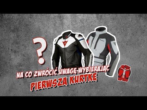 Jak wybrać pierwszą kurtkę motocyklową