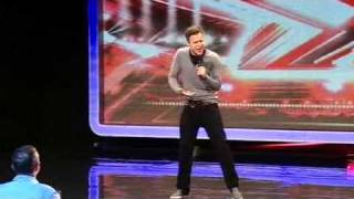 Olly Murs X Factor Audition