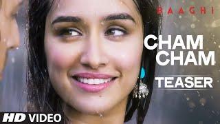 Cham Cham Video Song, BAAGHI movie, Tiger Shroff, Shraddha Kapoor
