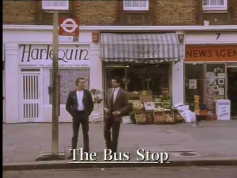 Mr. Bean #15 - Zastávka