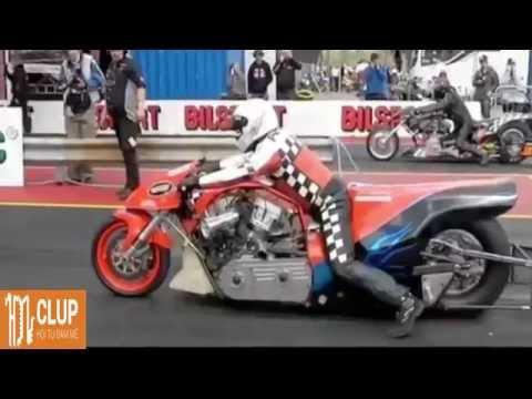đua xe nhanh nhất thế giới của những chiếc moto đẳng cấp