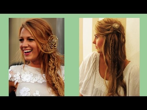 Blake Lively (Serena-Gossip Girl) inspired