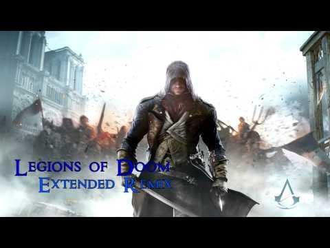 Legions of Doom Audiomachine Legions of Doom Extended Remix