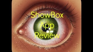 Watch And Download Movies/Shows To Your Device!(Showbox