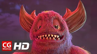 "CGI Animated Short Film HD: ""BIG GAME Short Film"" by The Animation School"