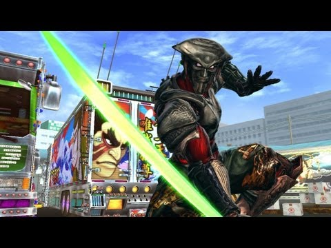 Street Fighter X Tekken 'Yoshimitsu & Steve Gameplay Trailer' TRUE-HD QUALITY