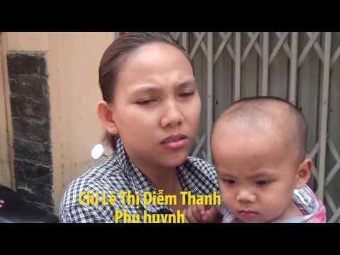 Hai bảo mẫu bạo hành trẻ em tại quận Gò Vấp