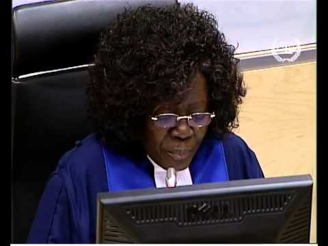 Laurent Gbagbo case: Appeals chamber decision, 29 October 2013