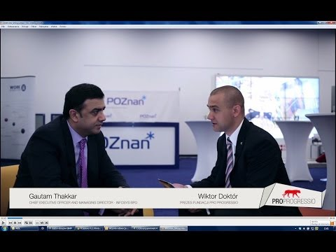 Interview with Gautam Thakkar, CEO and Managing Director of Infosys BPO